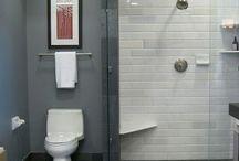 duvarli banyo