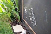 Puutarha lapset