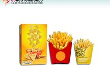 Custom Made Snak Boxes / Snak food required a save and cool packaging. Customize your snaks food boxes right now.