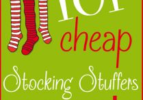 CHRISTMAS: Stocking Stuffer Ideas / by Missy Shaffer