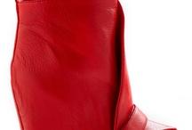 classic red / by Chloe Chinn
