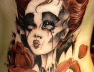 lovely ideas for tatts / tattoos / by Brooke