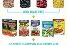 Crockpot and Soup Recipes