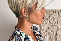 Short to Medium haircuts & Colour