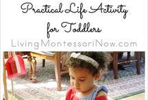 montessori akt. praktick. života