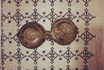 Romanian amulets and folk jewelry