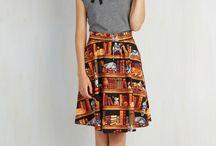 Bookish Fashion