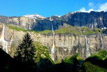 Paysages Sixt Fer à Cheval - Alpes Chalets - Agence immobilière Samoëns - / Paysages vallée du Giffre - Sixt Fer à Cheval