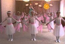 tančeky detí