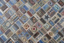 Mosaic tiles / Taking up a new craft or renovating? Then this is for you!