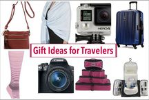 50 of the Best Travel Gifts for Travelers You Love!