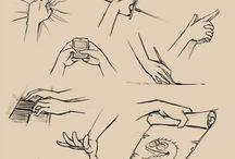 draw руки