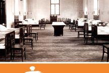 Bader, Medicus, Primar / Gesundheitswesen in Niederösterreich - Die Ausstellung führt zurück in die Zeiten des Aderlasses und der Hausgeburten und schlägt einen Bogen zu den medizinischen Errungenschaften der Gegenwart.
