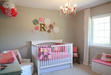 baby room / by Lindsey Guttu Dwyer