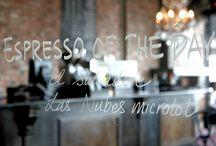 Espresso Bar Decor