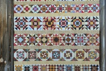 inspiration rows quilt