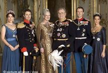 Royal family of Denmark / royal family