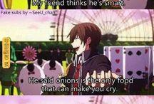 [anime memes]