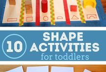 Toddler Activities / by Nicole Newton