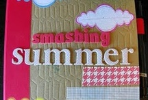 CRAFTING: Smash Book  / Ideas for Smashbooking  / by Désirée Thompson
