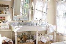 baño cortijo niñas