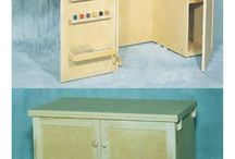 sewing cabinets
