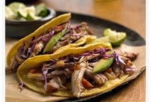 Fiesta Time / Festive ideas to help you celebrate. Ole! / by Pork
