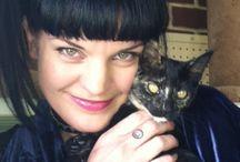 Celebrities with Kitties
