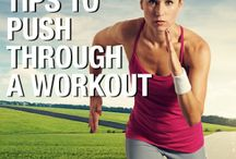 Workouts-Hints/Helps / by Bridgit Waldroop