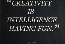 Be creativ