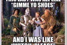 De wizard of Oz