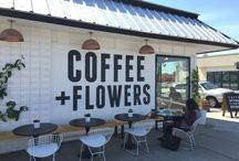 Coffee + Flowers = Dream Biz