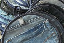 Jeans creations