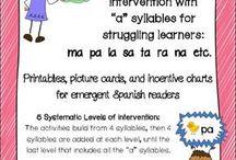 Emergent Reader/ Spanish