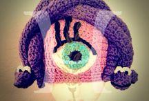Disney Crochet Hats