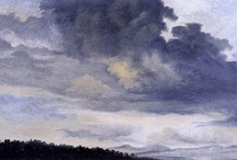 painted clouds