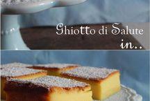 Dolci / La torta magica