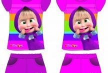 Pijamas Verano 2016 / Pijamas con licencias infantiles para el Verano 2016