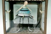 Art Dolls, Clay, Porcelain