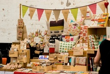Craft Market Stalls
