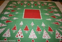 Repro's / Making the effort to create a comprehensive list of vintage tablecloth reproductions.  There's a LOT of 'em out there!