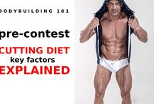 Diet secrets for fitness minded people / Cutting, building and get shredded - all the info is provided in this board.
