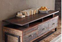 Wood — furniture