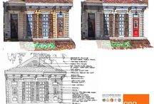 Architectural Services / Ana M Batista Borden, Architect LLC  anabatistaborden.com Architecture & Watercolor Renderings Ana M Batista Borden, Architect LLC is a full-service professional architectural firm located in New Orleans, Louisiana. The firm specializes in an array of programs, based on its extensive experience, from schematic design through construction administration. The firm also provides watercolor renderings.