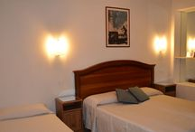 Our rooms: Hotel San Samuele / Our rooms: sunny, budget and quiet