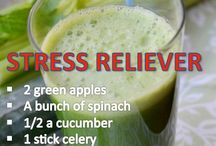 Juicing Recipes / Healthy and Nutritious juicing recipes
