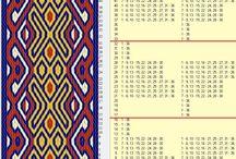 Telar Egipcio / Diferentes diseños