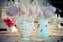 High Tea Sweets / High tea sweets, themed desserts & vintage inspired edible treats / by Pretty Little Vintage {Melbourne}