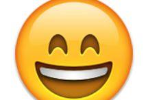 Emojis IPhone / Regroupement de touuuuuuuus les emojis IPhone que j'ai pu trouver