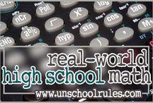 Make Math Fun-High School